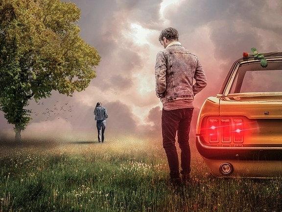 Waarom je op emotioneel onbereikbare mannen valt
