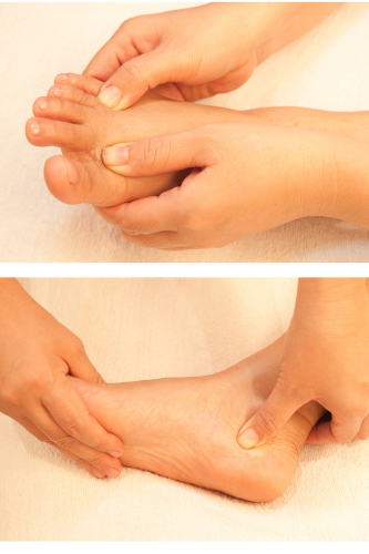 cursus voetmassage