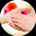 video handmassage