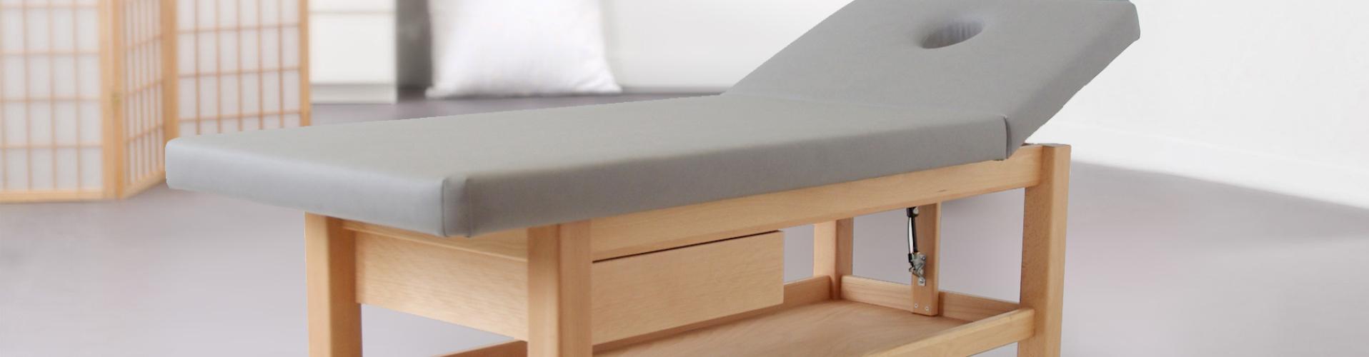 Accessoires voor uw massagetafel