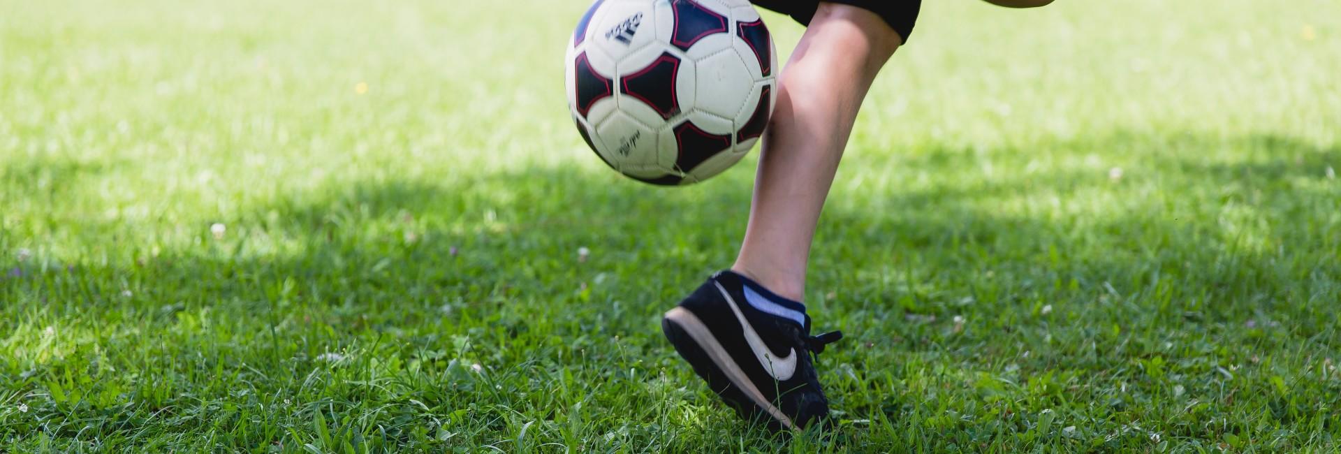 Voetbalschool voor kinderen van 4 tot 12 jaar