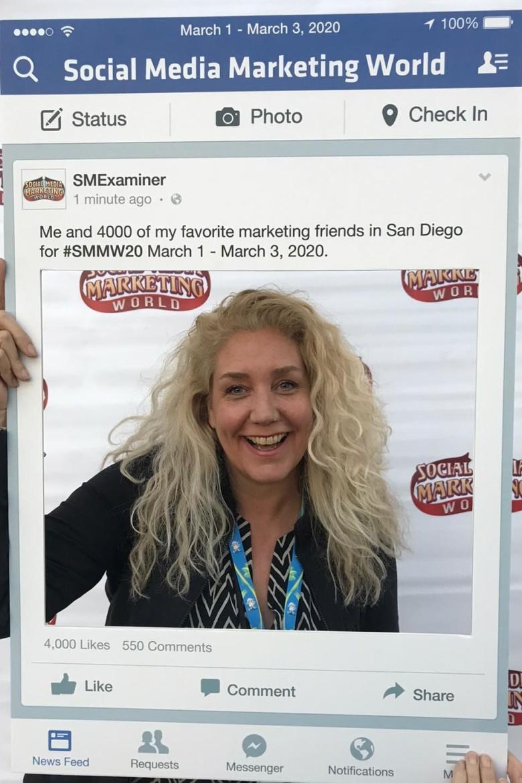 Social Media Marketing World Summit