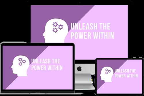 Unleash The Power Tony Robbins