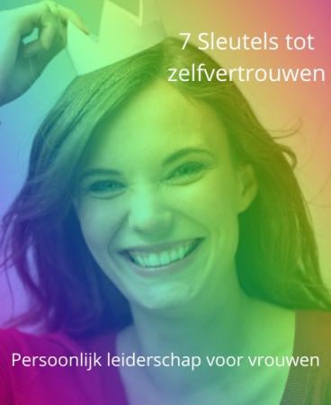 persoonlijk leiderschap voor vrouwen
