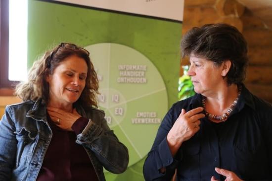 interventie inzetten bij coaching met Ingrid Stoop