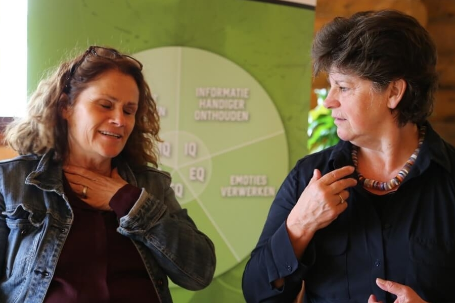 Coaching met Ingrid Stoop