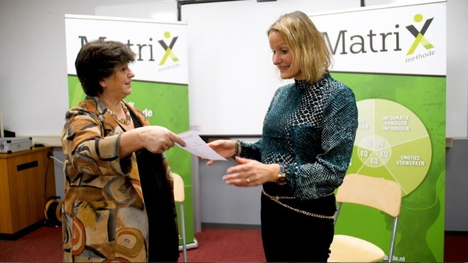 Training MatriXmethode volgen met Ingrid Stoop