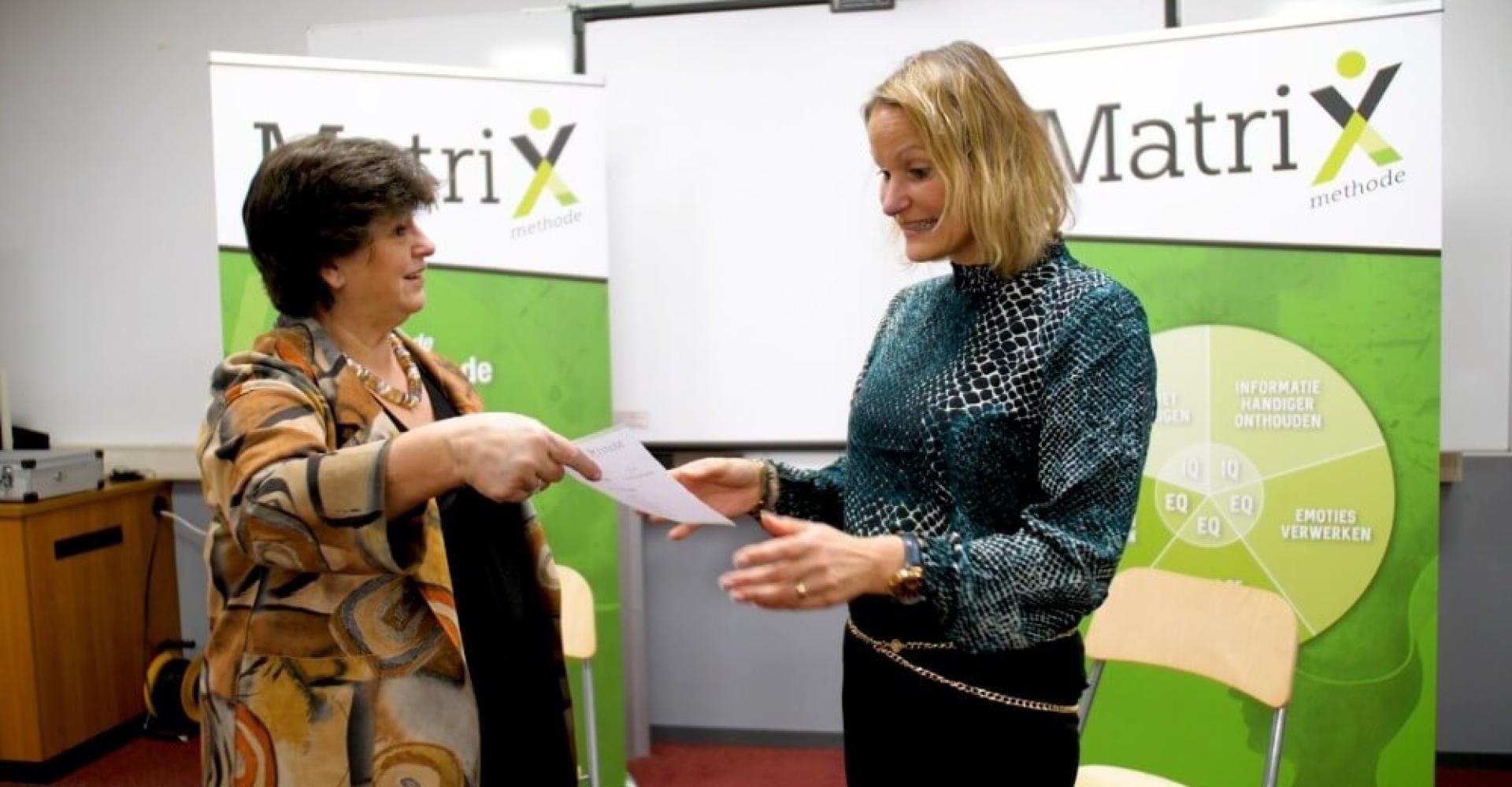 Training MatriXmethode met Ingrid Stoop
