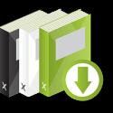 Icoon boek downloaden