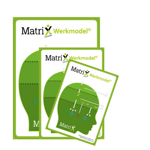 Het MatriXwerkmodel© - uitleg praktische brein