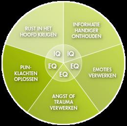MatriXcirkel bij het oplossen van mentale problemen