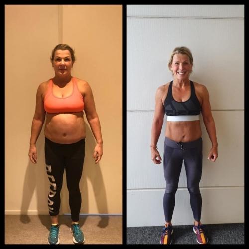 15kg afvallen