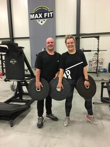 Maikel en Sharon - 25kg