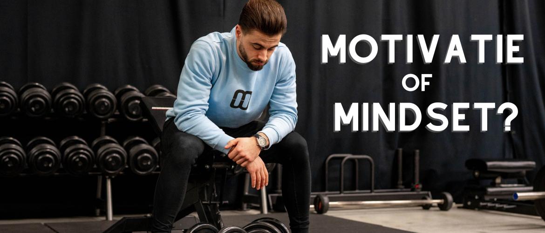 De sleutel tot succes: motivatie of mindset?