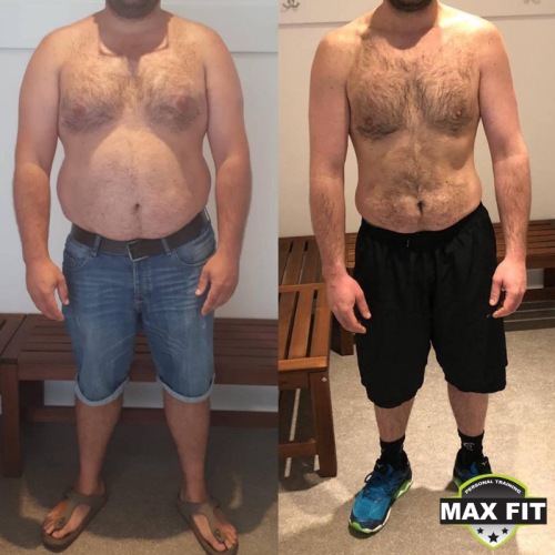 30 kilo afvallen