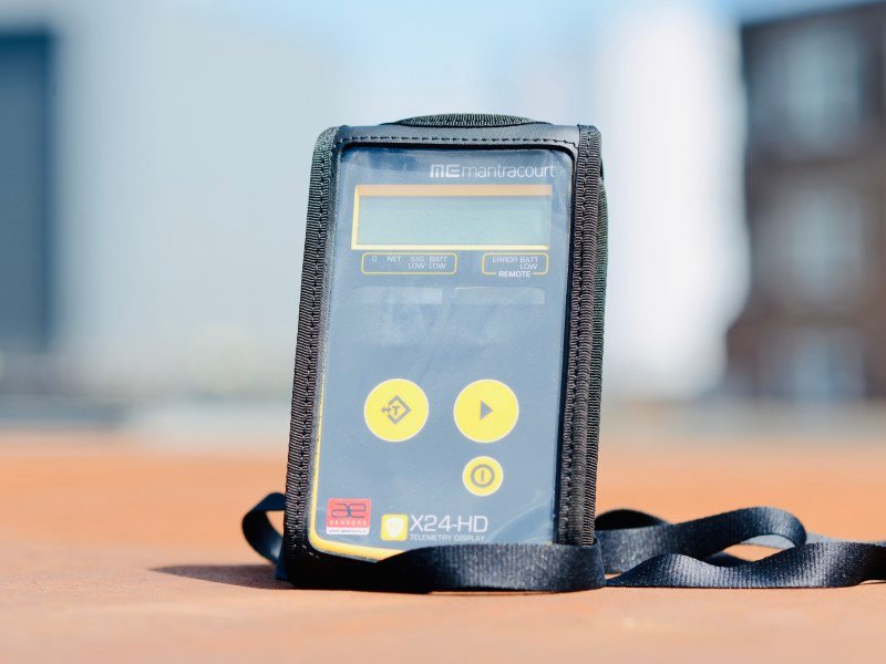 The wireless ATEX-proof Controlock® reader