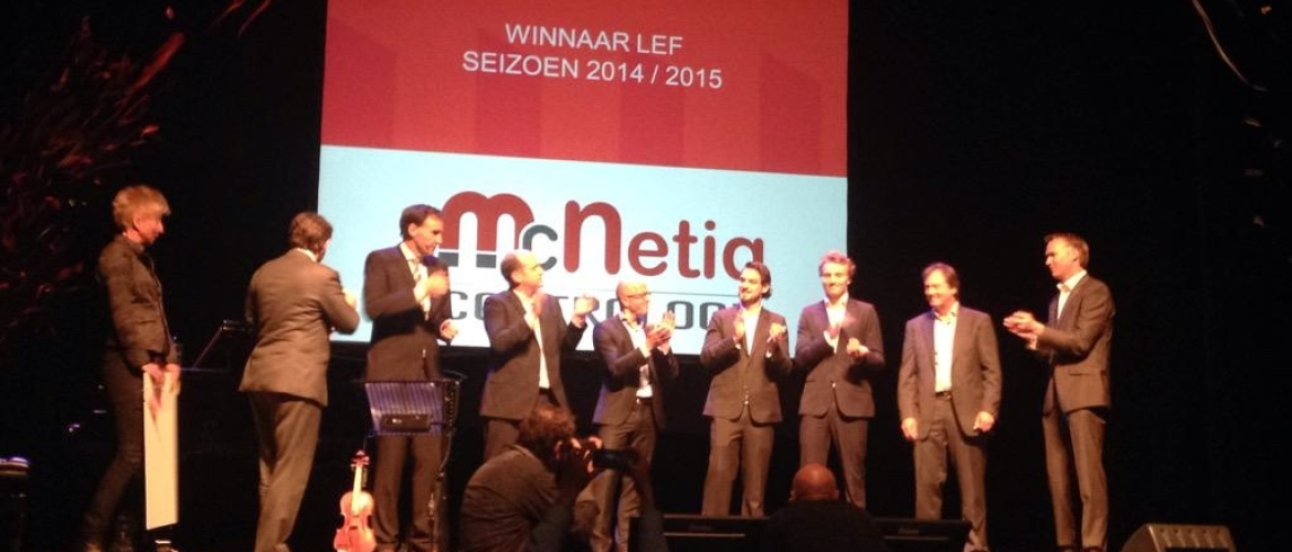 9 Awards for McNetiq Controlock® Anchor And More in The Horizon