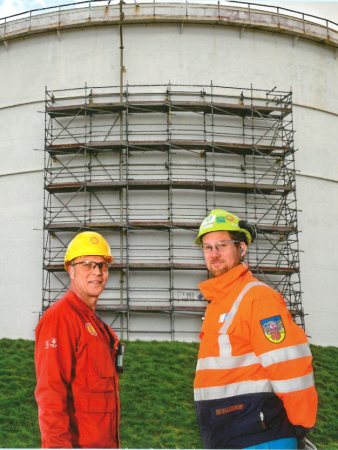 case study over shell project