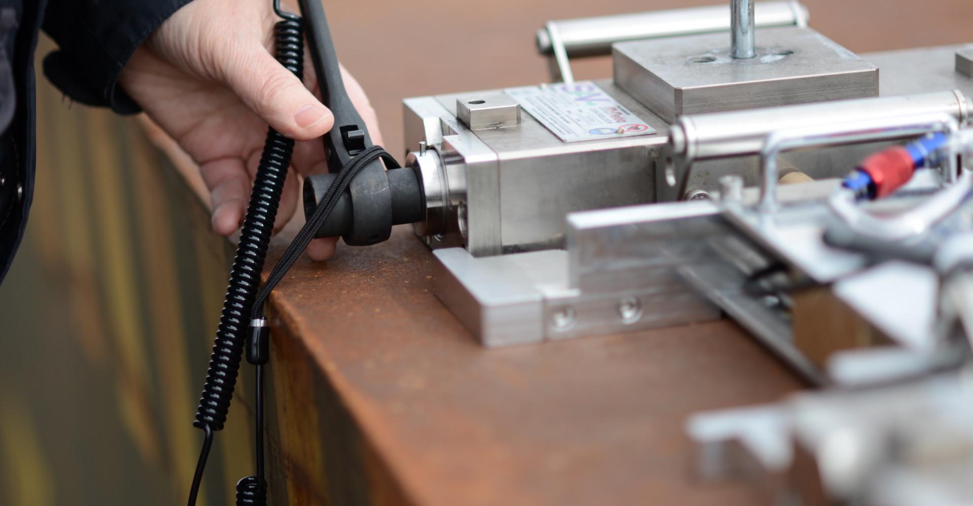 training instuctie Magneten