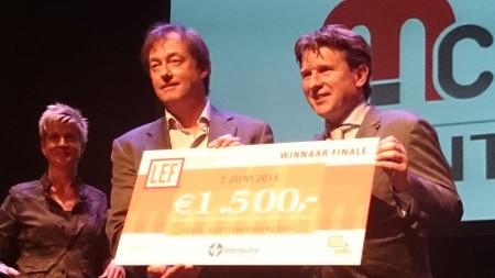 LEF Award for McNetiq