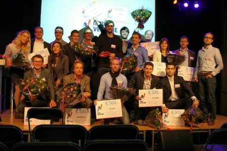 New Venture Competition Award for McNetiq Controlock®