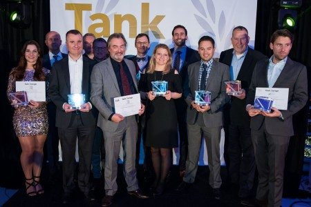 Terminal Safety Technology Award for McNetiq pipe support