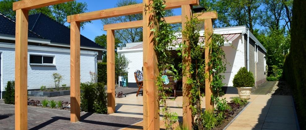Tuinhuis douglas hout | Lariks douglas