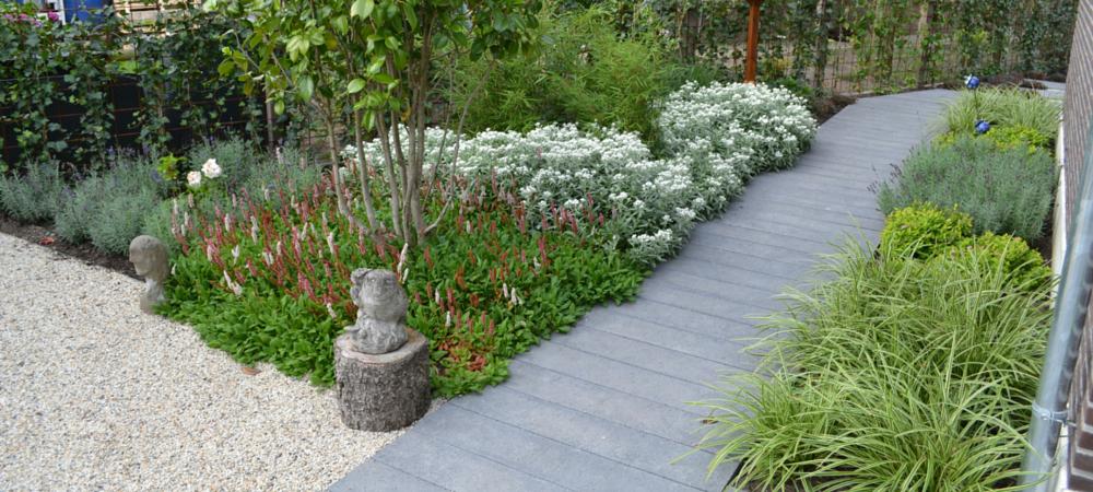 Basiskenmerken voor de moderne tuin for Wat kost een tuinontwerp