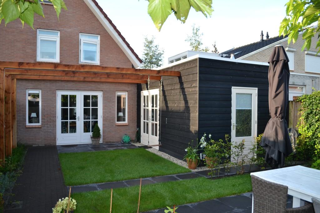 Idee n voor de tuin bekijk 25 geweldige tuin idee n incl gratis pdf - Veranda met muur ...
