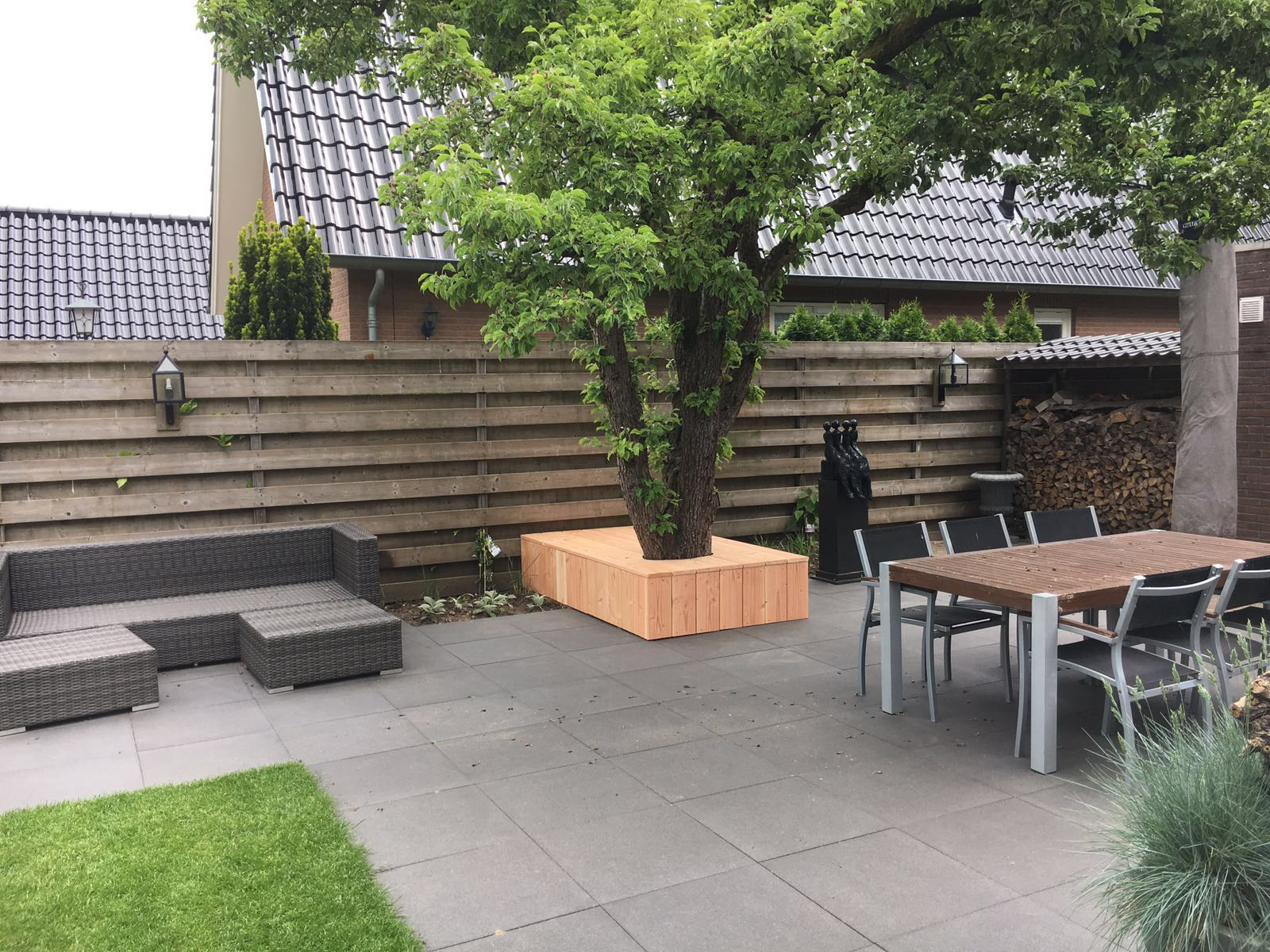 vaak tuin voorbeelden kleine tuin bg83 belbin info