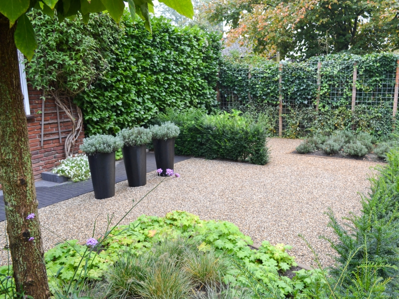 Grind Tuin Aanleggen : Moderne tuinen met grind simple moderne kleine achtertuin with