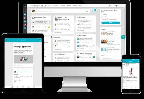 MedicPlek is beschikbaar voor op desktop, tablet en mobile