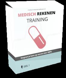medisch rekenen training