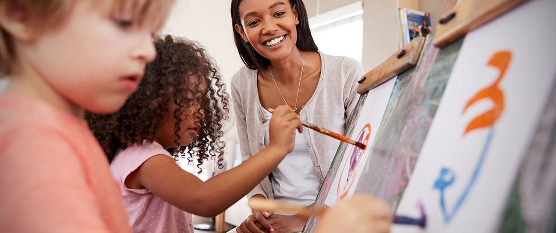 Nieuw schooljaar met meer creativiteit
