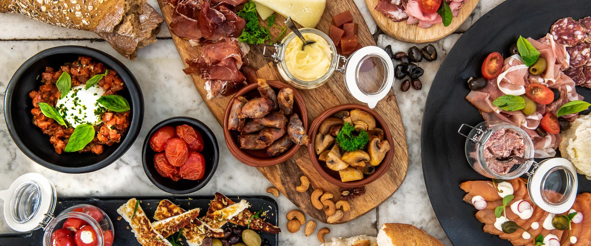 5 tips over het aanbod van eten en drinken op jouw locatie