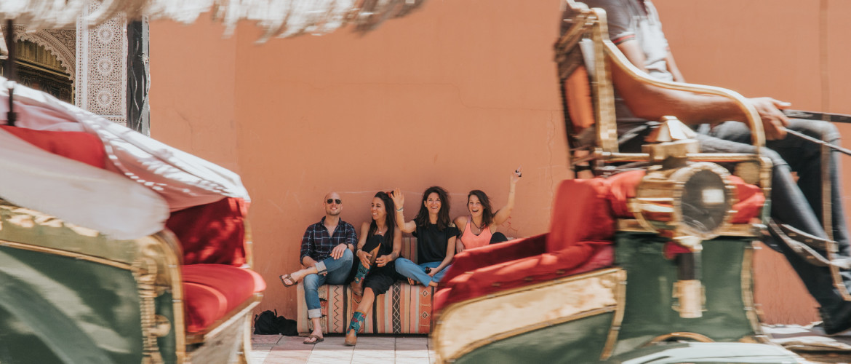 De 4 beste werkplekken in Marrakech
