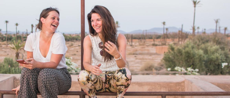 Hoe mijn leven als Digital Nomad begon in Marokko