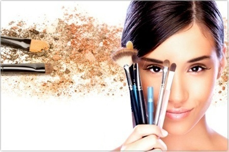 Supercover make up, minerale foundation