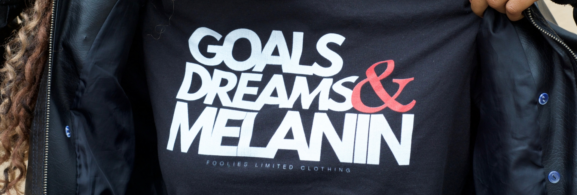 Goals, dreams, melanin
