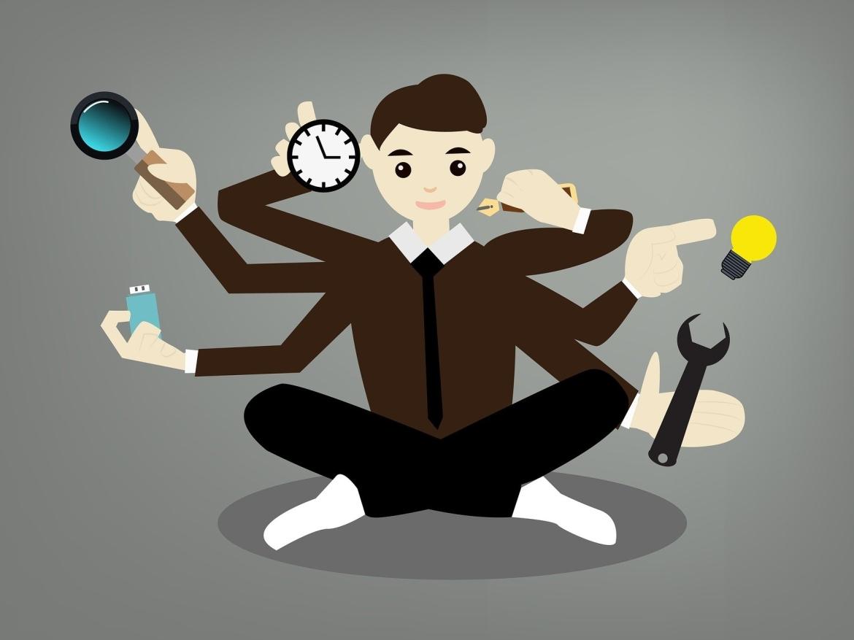omgaan-met-stress-op-het-werk-multitasken
