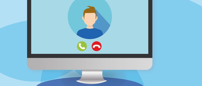 Videobellen en online vergaderen. Genoeg gratis keus