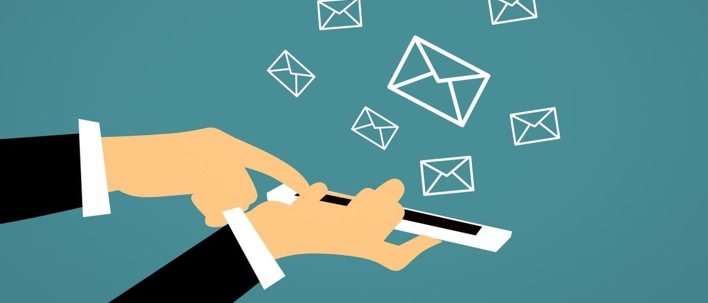 Werkmail checken op je telefoon