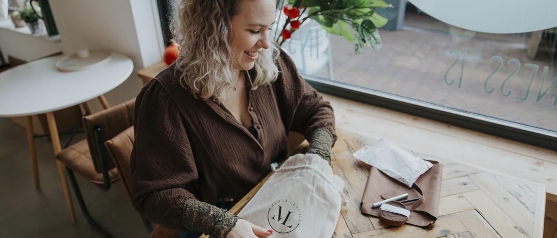 Nieuw: volg een online workshop bij Meola Leather!