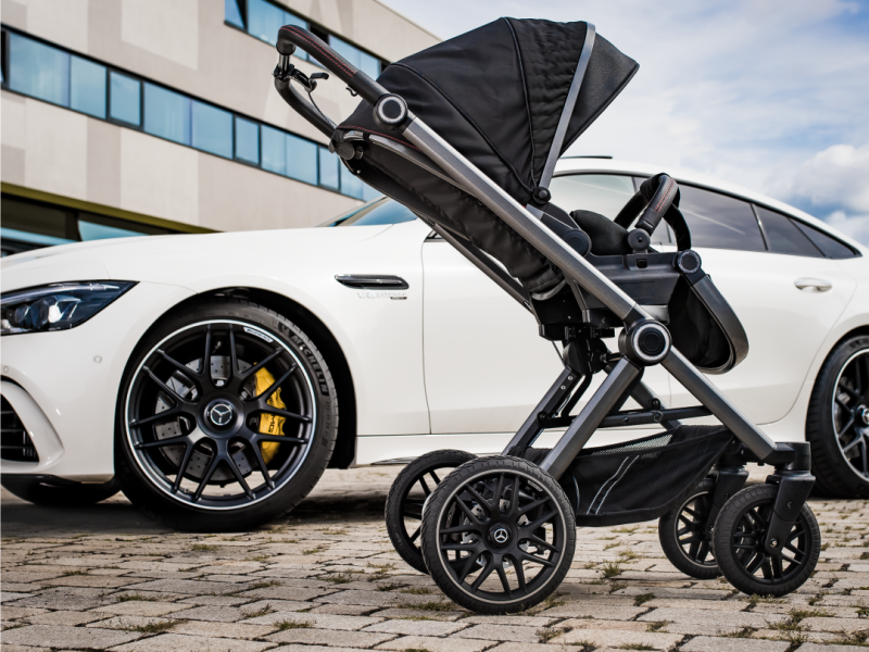 Mercedes-Benz AMG buggy