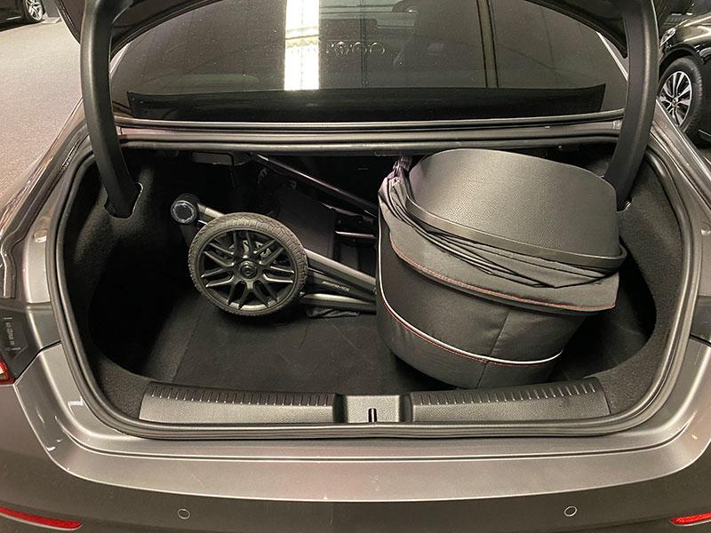 Mercedes-Benz kinderwagen AMG