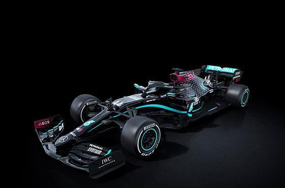 Formule 1 Petronas