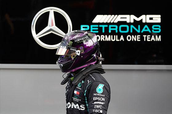 AMG Formula one team