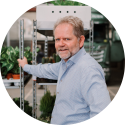 Plants Delivery Driver - Micquel Groen, Green Inspiration.