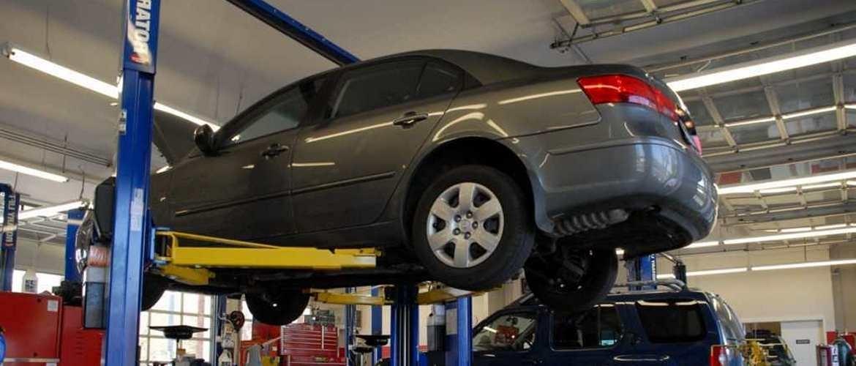 Onderhoudshistorie van een auto opvragen of controleren