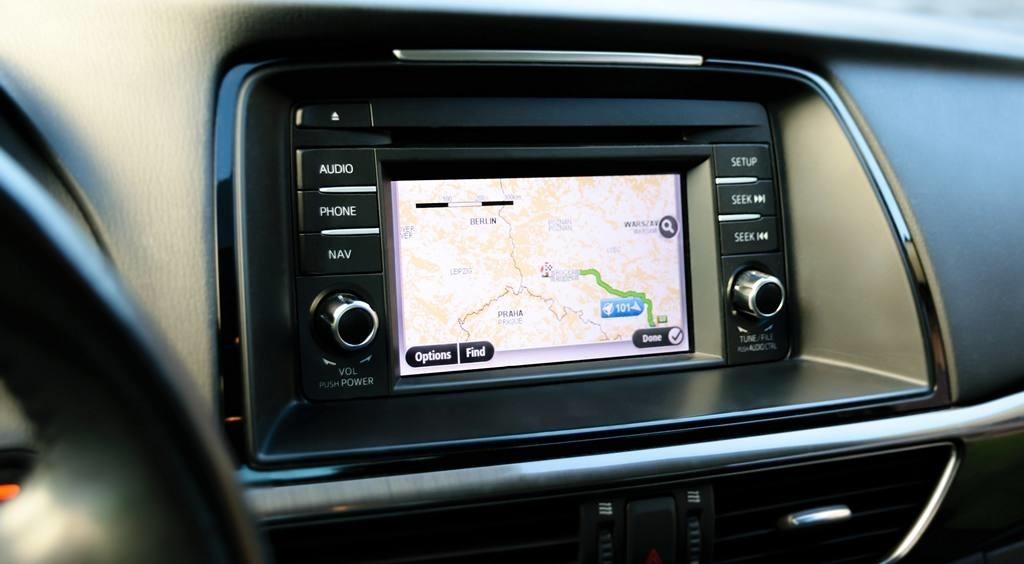 tweedehands auto met Apple CarPlay Navigatie